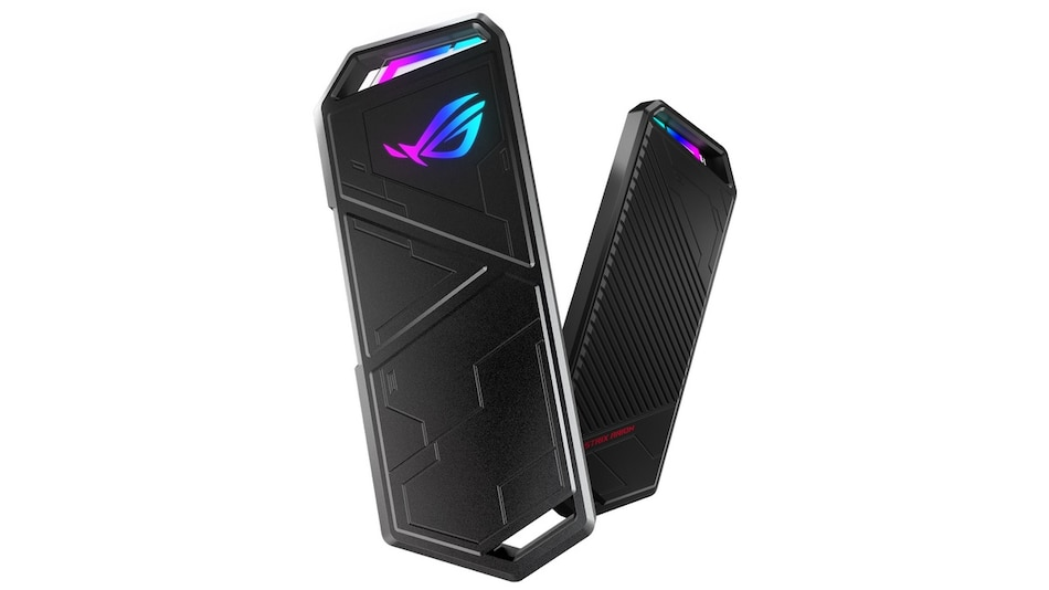 Asus ROG Strix Arion S500 Portable SSD With Up to 1,050MBps Transfer Speeds Launched in India