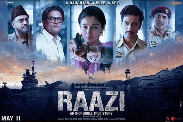 Raazi Movie Ticket Offers: Book Movie Ticket Online on Paytm, BookMyShow for Offers and Cashbacks
