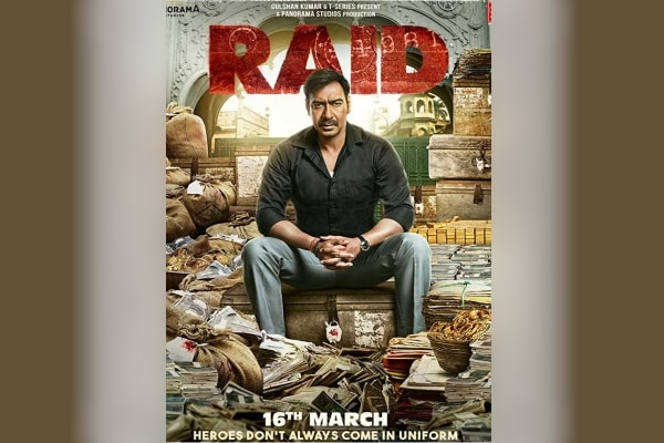 Raid Movie Ticket Offers: Book Movie Ticket Online on Paytm, BookMyShow for Offers and Cashbacks