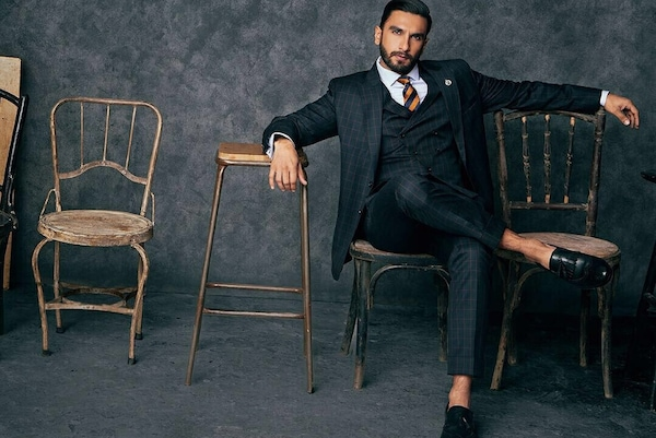 Ranveer Singh Suits For Every Gentlemen!