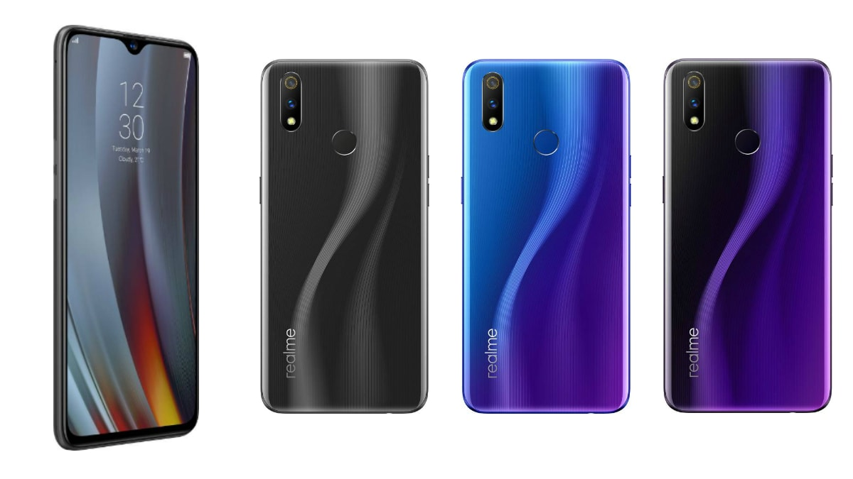 Realme 3 Pro to Go on Sale in India via 8,000 Retail Stores From May 28, Pre-Bookings Now Open