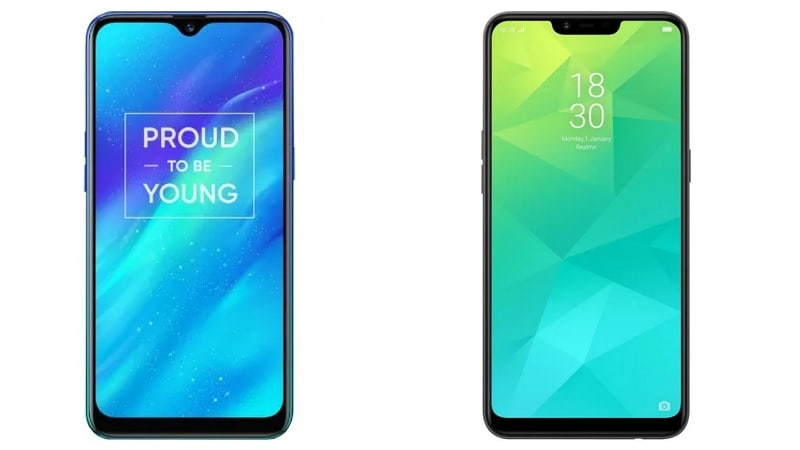 1155416a7d3 Realme 3 vs Realme 2  Price in India