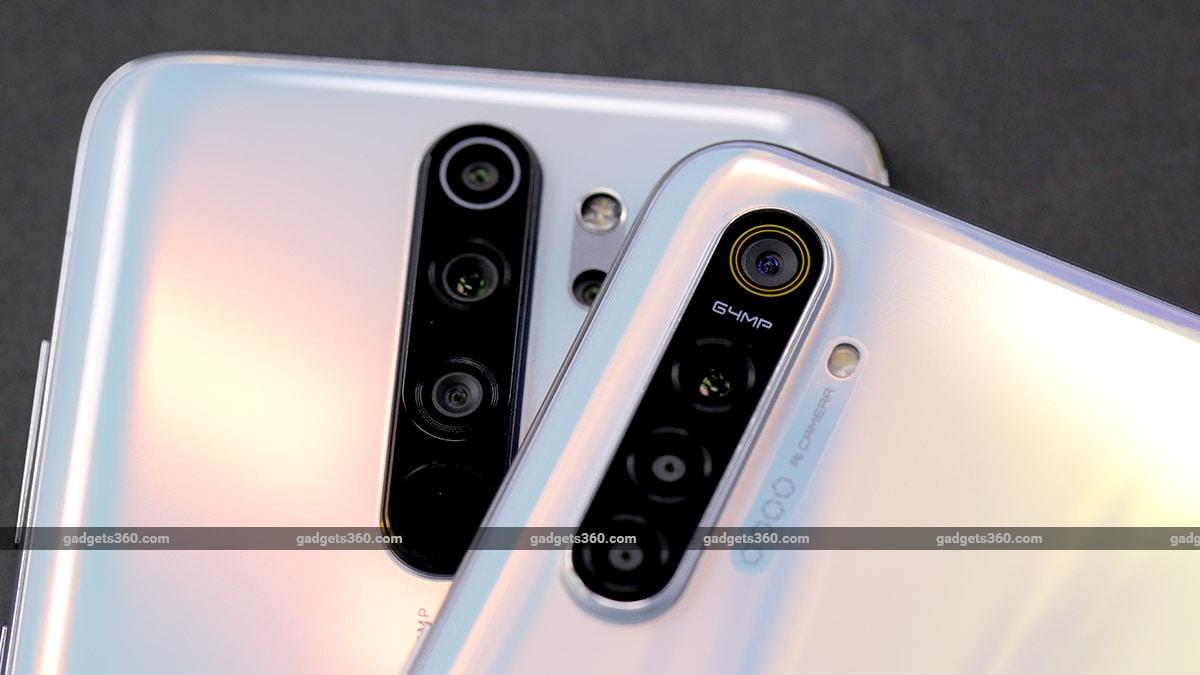 Realme XT Redmi Note 8 Pro Camera Realme XT vs Redmi Note 8 Pro Comparison