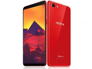 Realme 1 4GB RAM Variant Now Available in Solar Red Colour