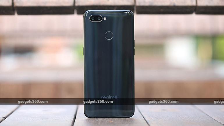 Realme RMX1833 स्मार्टफोन के स्पेसिफिकेशन लीक