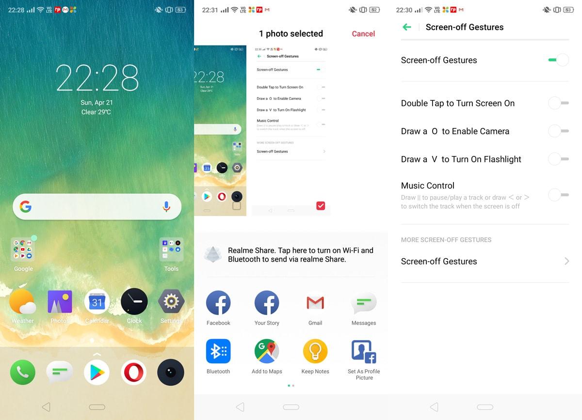 Realme 3 Pro apps ndtv realme