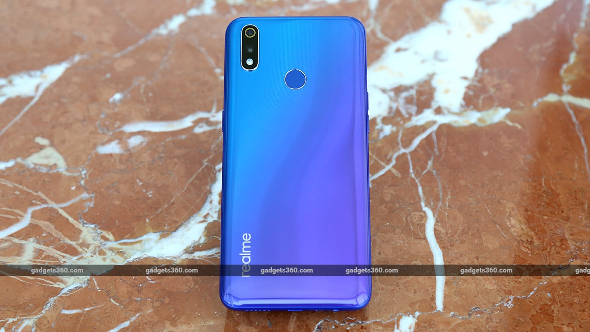 6e4f09ff2 Realme 3 Pro to Go on Sale Next in India on May 3 via Flipkart and Realme  Online Store