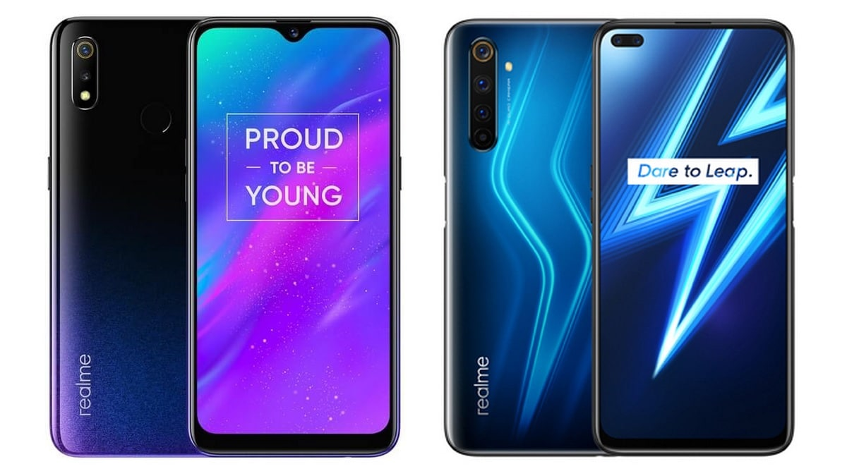Realme 3 and Realme 6 Pro Get April 2020 Security Patch, Camera Fixes, and More