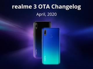 Realme 3 और Realme 6 Pro को अपेडट के ज़रिए मिला लेटेस्ट सिक्योरिटी पैच