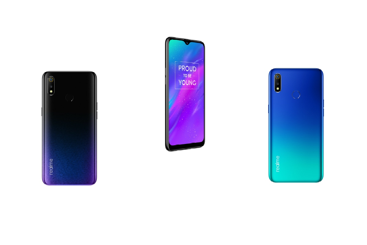 Realme 3 Was Top Selling Smartphone via Online Channels in March: Counterpoint