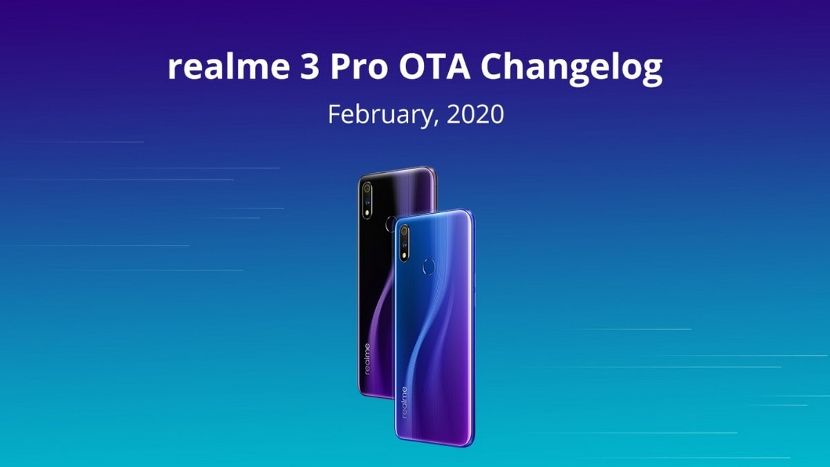 Realme 3 Pro Starts Receiving New Update With Wi-Fi Calling Support in India