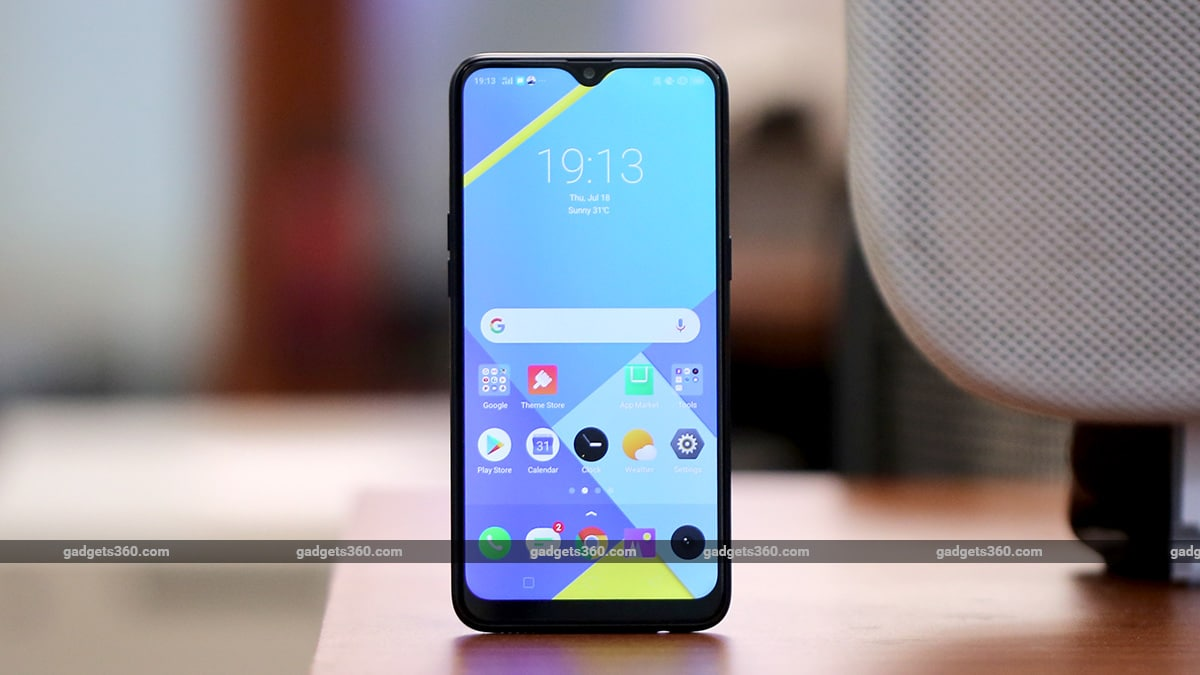 Realme 3i to Go on Sale for the First Time in India Tomorrow via Flipkart and Realme Website: Price, Sale Offers, Specifications