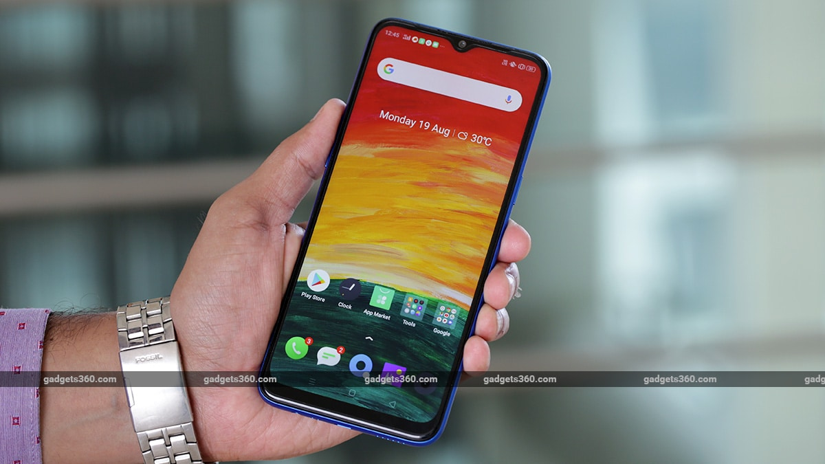 Realme 5 to Now Be Sold on Every Tuesday at 12 Noon: Price in India, Specifications