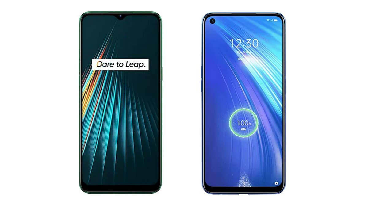 Realme 5i, Realme 6 Price in India Increased by Rs. 1,000