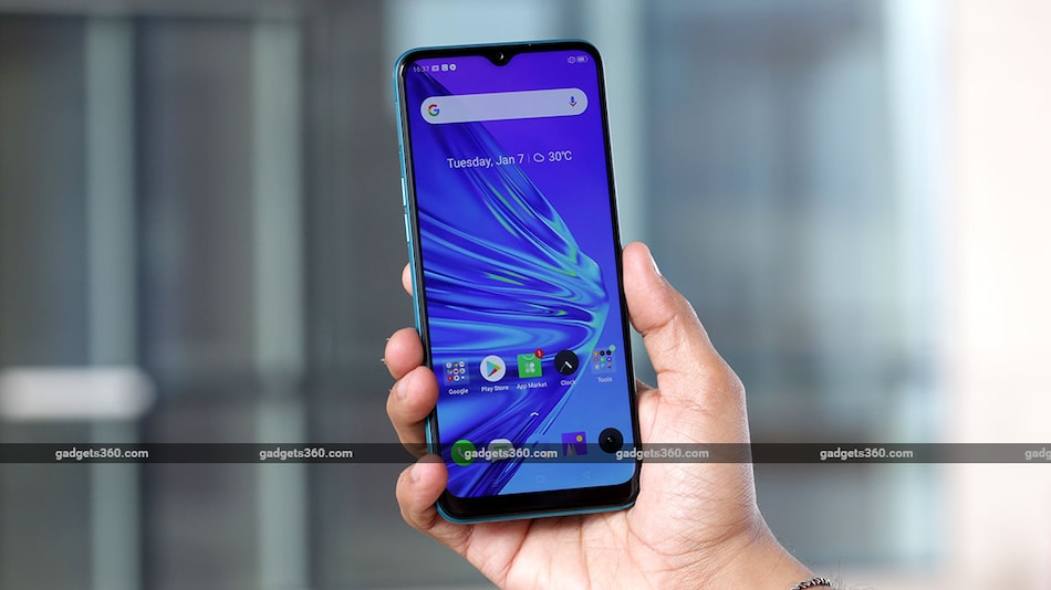 Realme 5i 128GB Storage Variant Launched in India, Priced at Rs. 9,999