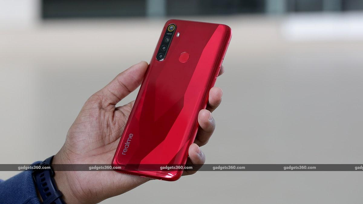 Realme 5i जल्द हो सकता है भारत में लॉन्च, मिला यह सर्टिफिकेशन