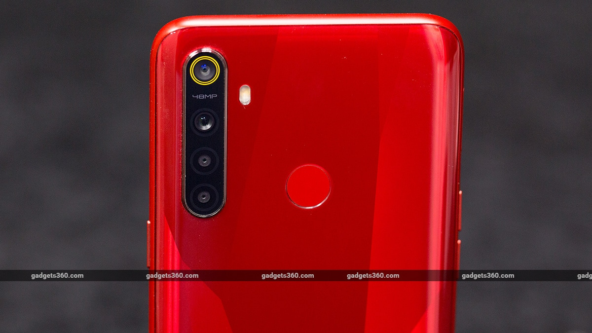 Realme 5s camera Realme 5s First impressions
