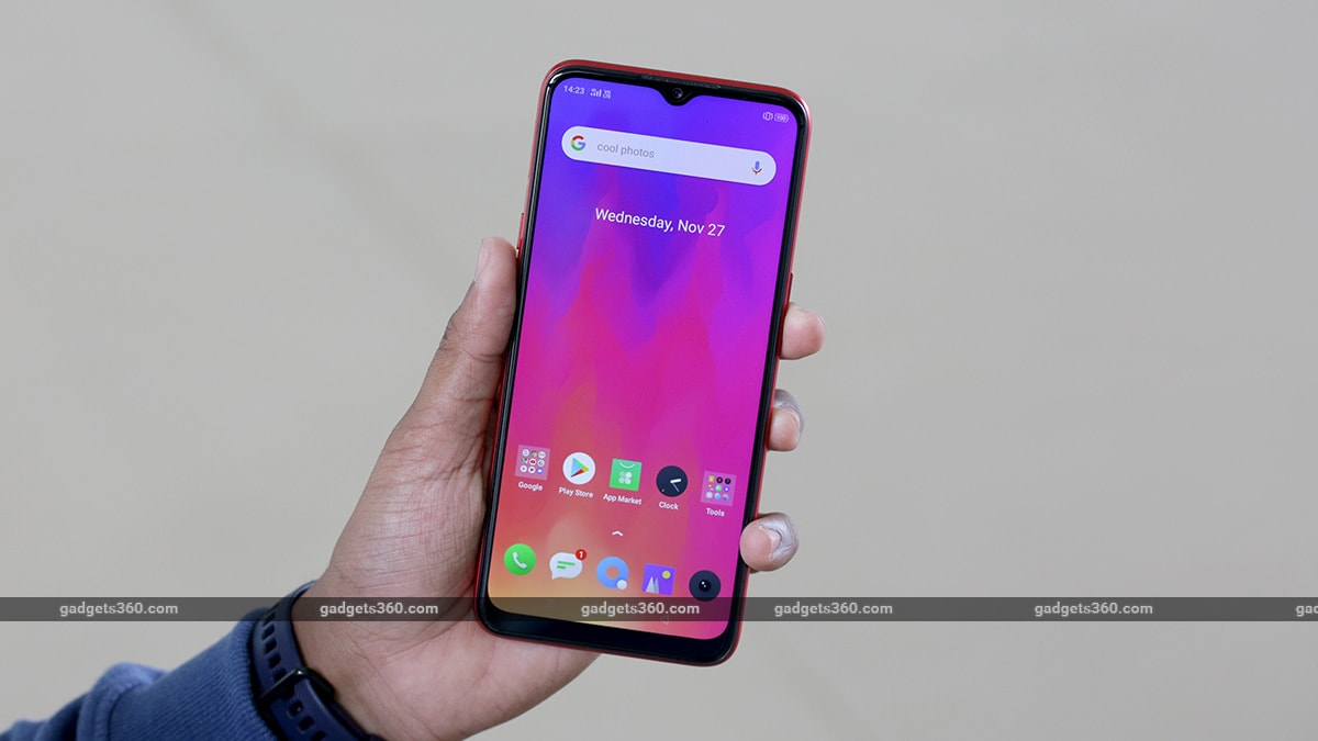 Realme 5s Goes on Sale in India at 12 Noon Today via Flipkart, Realme.com: Check Price, Offers, Specifications