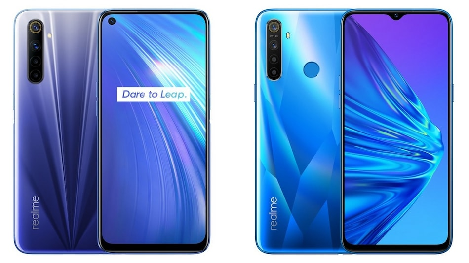 Realme 6 vs Realme 5: What's the Difference