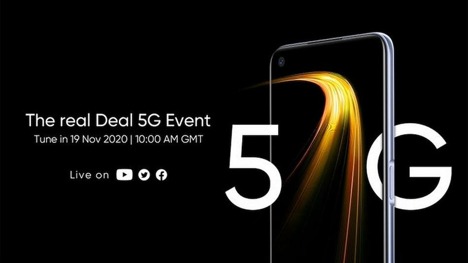 Realme 7 5G इस दिन होगा लॉन्च, स्पेसिफिकेशन लीक