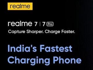 Realme 7 Pro में 64 मेगापिक्सल कैमरा सेटअप होने का दावा, और भी स्पेसफिकेशन लीक