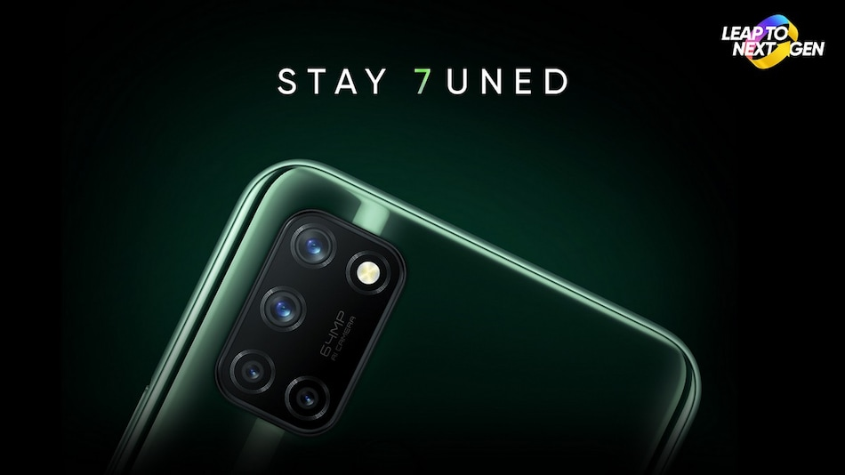 Realme 7i India Launch Teased by CEO Madhav Sheth, Appears on Support Page