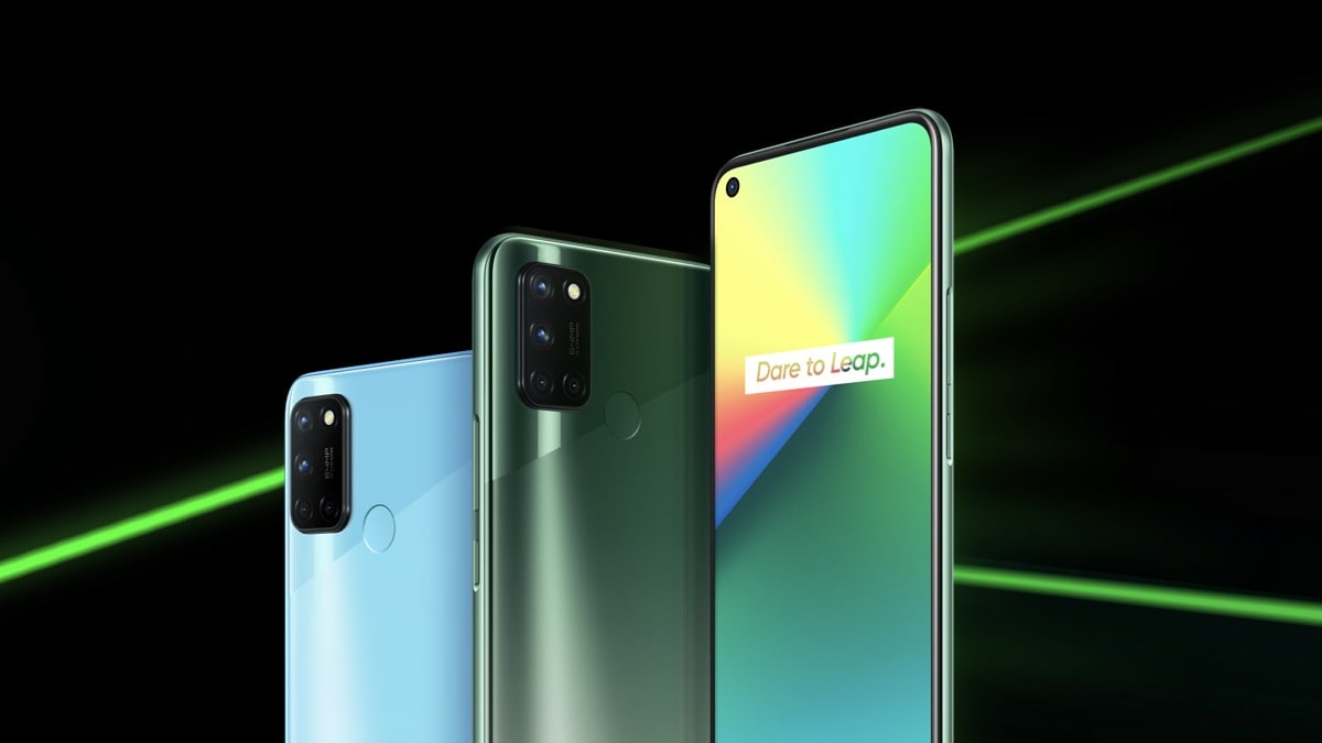 Realme 7i Could Be Getting Android 11-Based Realme UI 2.0 in India