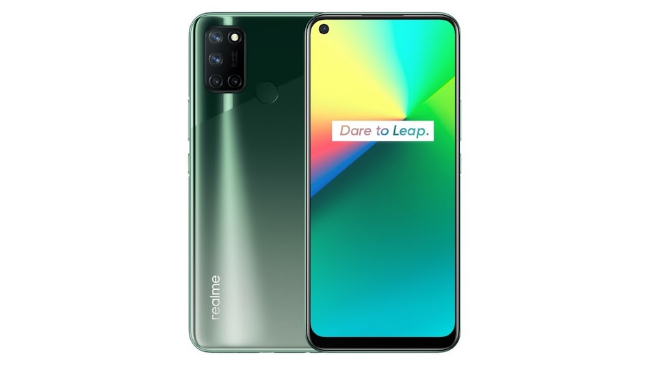 Realme 7i With Snapdragon 662 SoC, 5,000mAh Battery, Quad Rear Cameras Launched: Price, Specifications