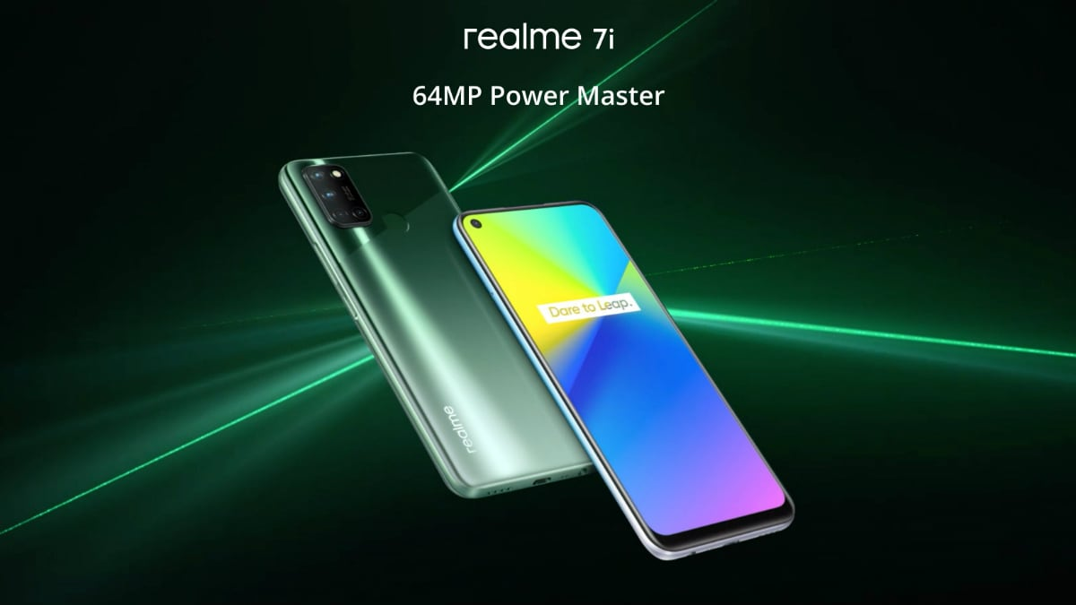 Realme 7i India Variant Storage, Colour Variants Tipped | Technology News