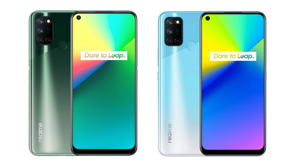 Realme 7i Renders Spotted on Indonesian E-Commerce Website, Two Colour Options Tipped