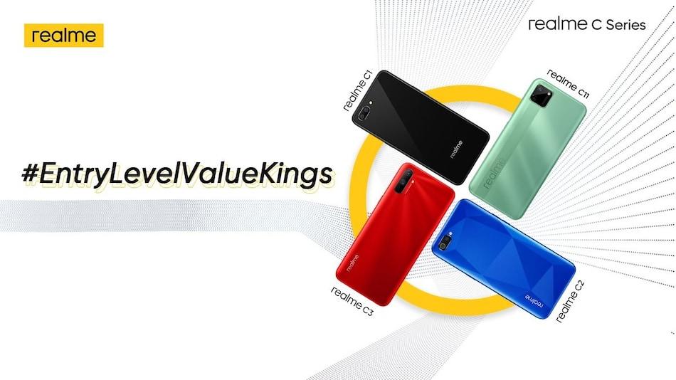 Realme C12 भारत में जल्द होगा लॉन्च, कंपनी ने दिया संकेत