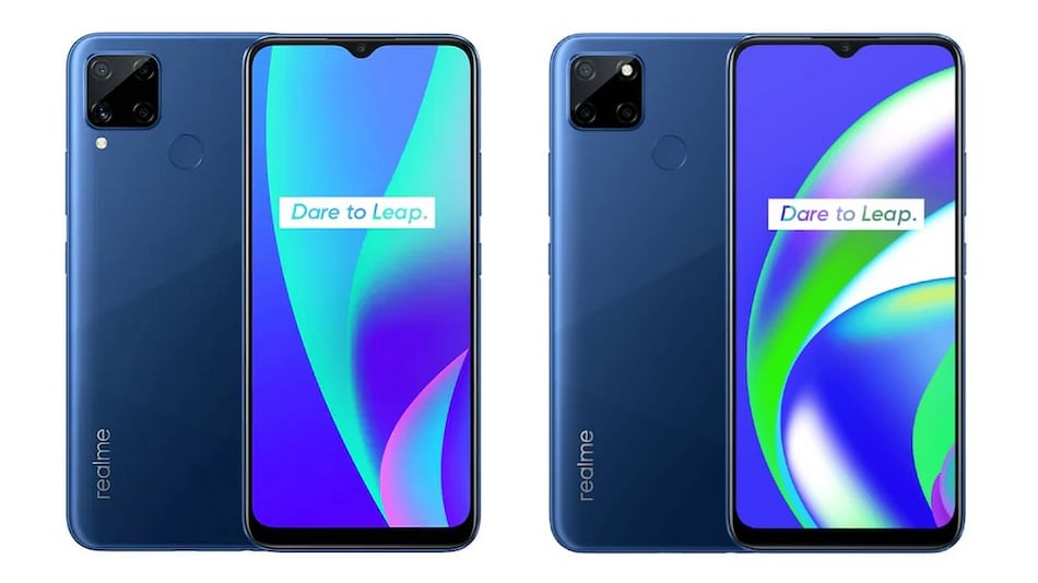 Realme C15, Realme C12 Launching in India Today: How to Watch Livestream, Expected Price, Specifications