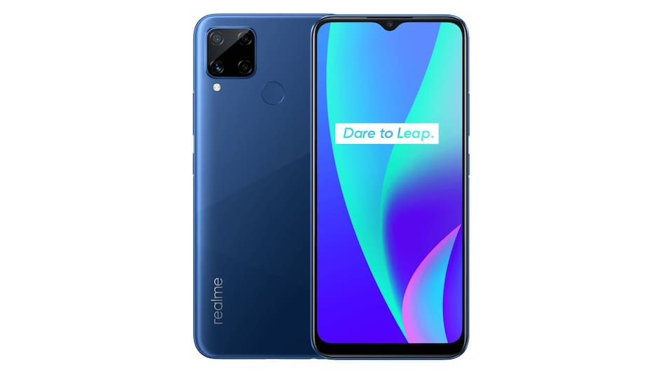 Realme C15 With Helio G35 SoC, 6,000mAh Battery Launched: Price, Specifications