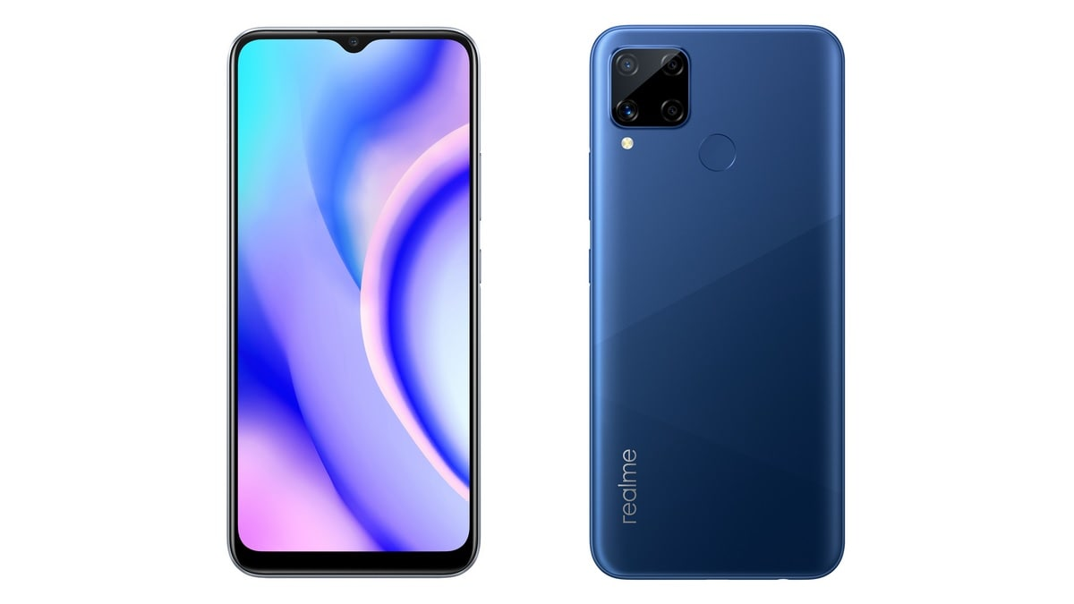 Realme C15 Qualcomm Edition With Snapdragon 460 SoC Launched in India