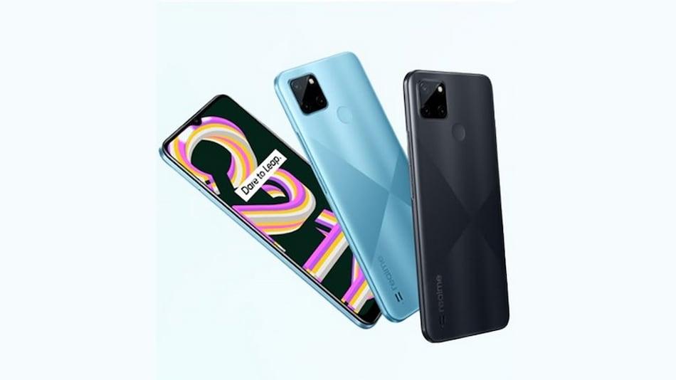 5,000mAh बैटरी वाला Realme C21Y फोन भारत में आज होगा लॉन्च, ये होंगी खूबियां...