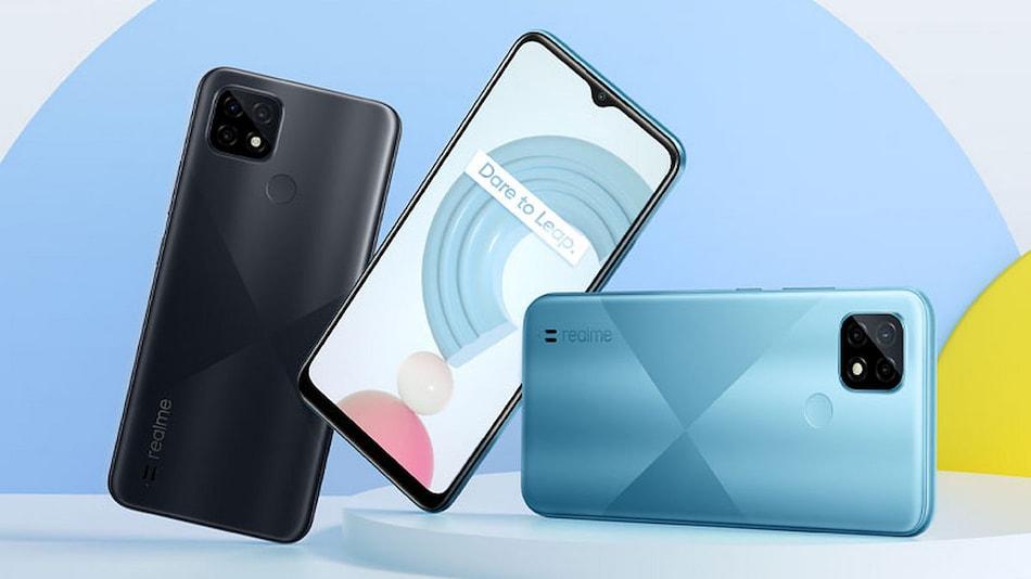 Android 11 (Go Edition) के साथ लॉन्च हो सकता है Realme C21Y, स्पेसिफिकेशन और डिज़ाइन ऑनलाइन लीक