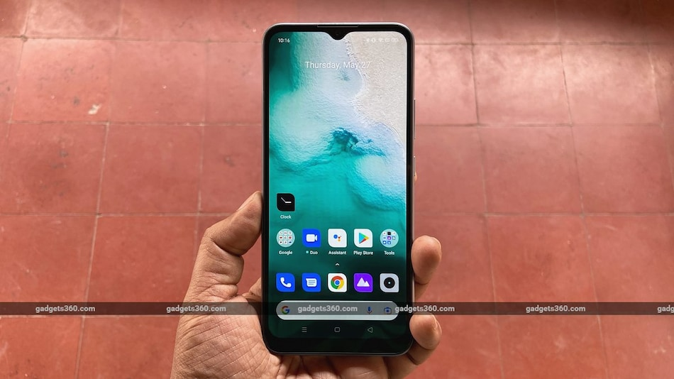 Realme C21 Getting Android 11-Based Realme UI 2.0 Update: Report