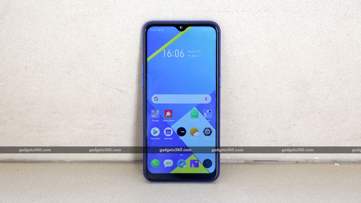 Realme C2 Update Brings September Security Patch, Digital Wellbeing, Other New Features