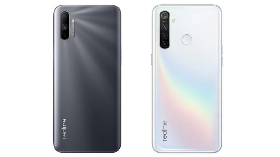 Realme C3 Volcano Grey, Realme 5 Pro Chroma White Colour Variants Launched  in India: Price, Specifications | Technology News