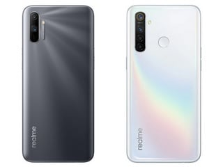 Realme C3 Volcano Grey, Realme 5 Pro Chroma White Colour Variants Launched in India: Price, Specifications