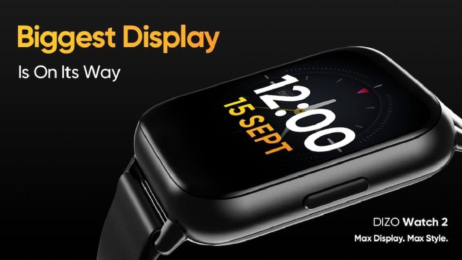 Realme Dizo Watch 2, Dizo Watch Pro India Launch Set for September 15