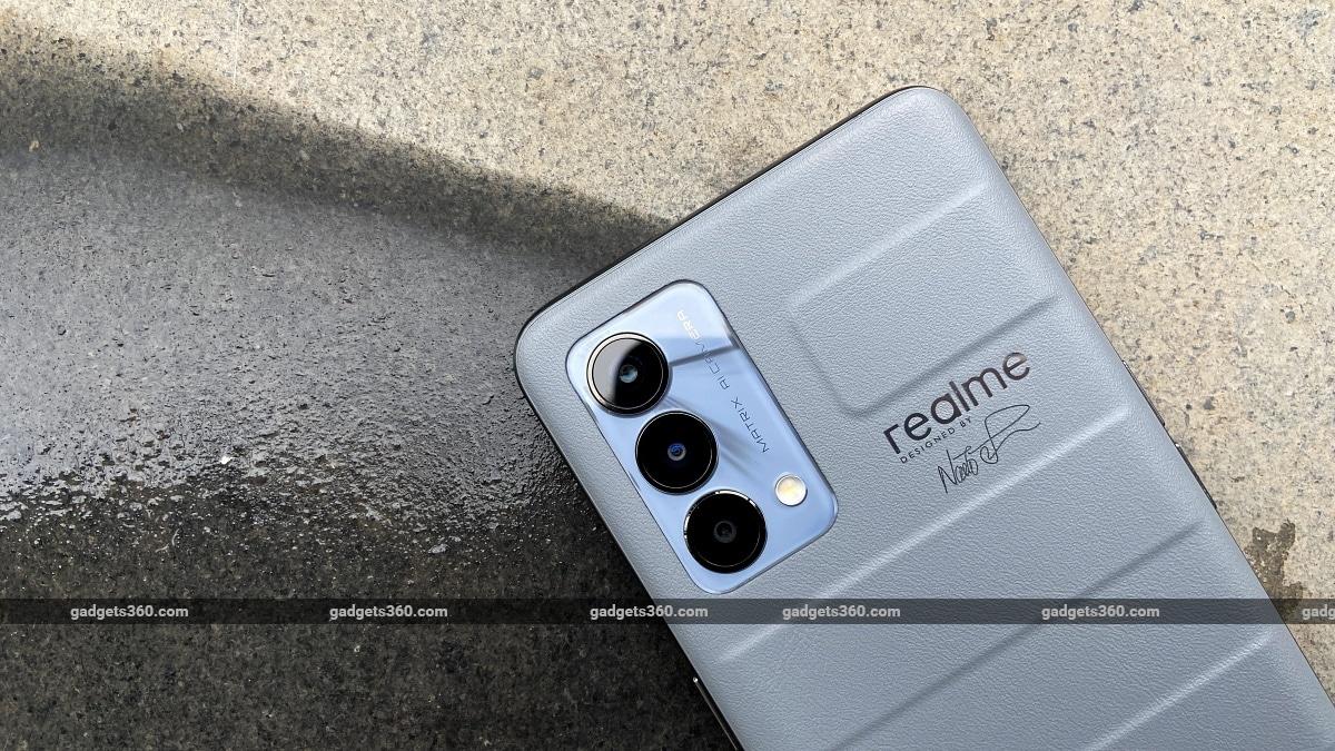 Realme GT Master Edition ndtv achteruitrijcamera Realme RealmeGTMasterEdition Realme GT