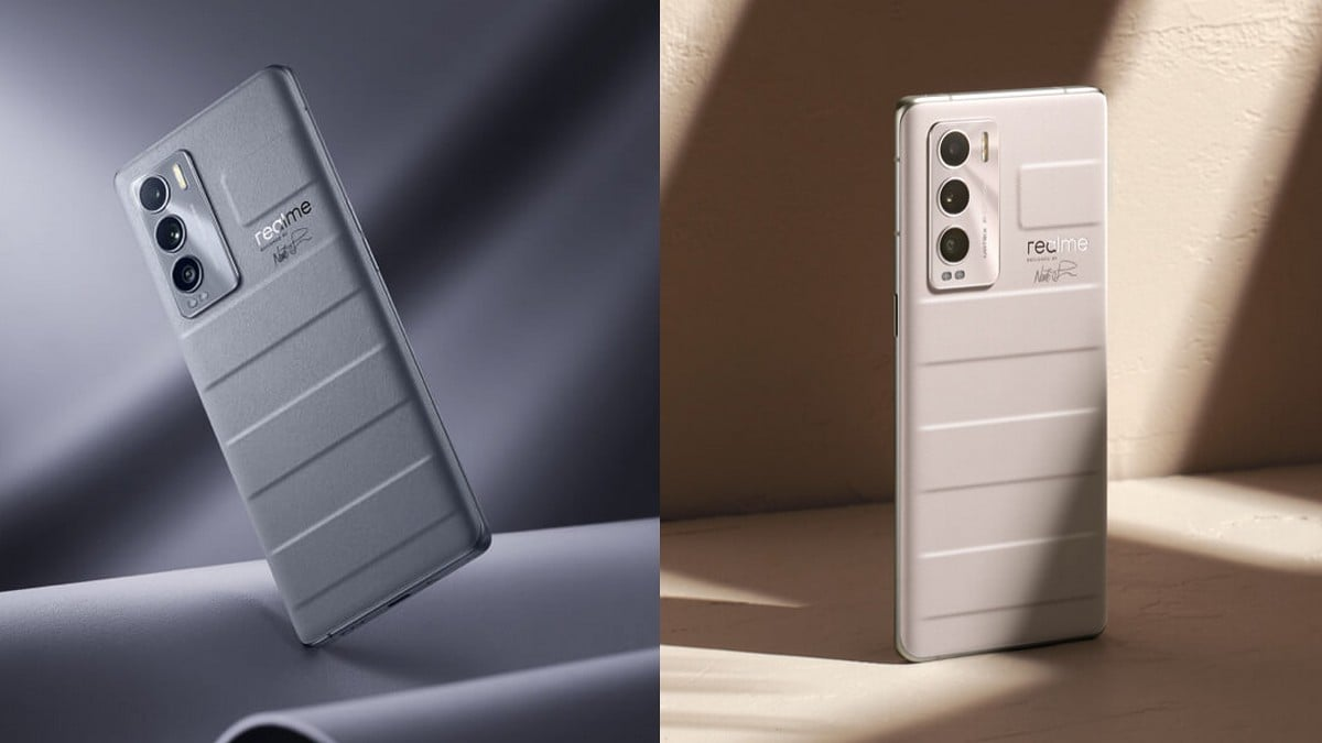 Realme GT Explorer Master Edition, Master Edition With Qualcomm SoCs  Launched: Price, Specifications | Technology News