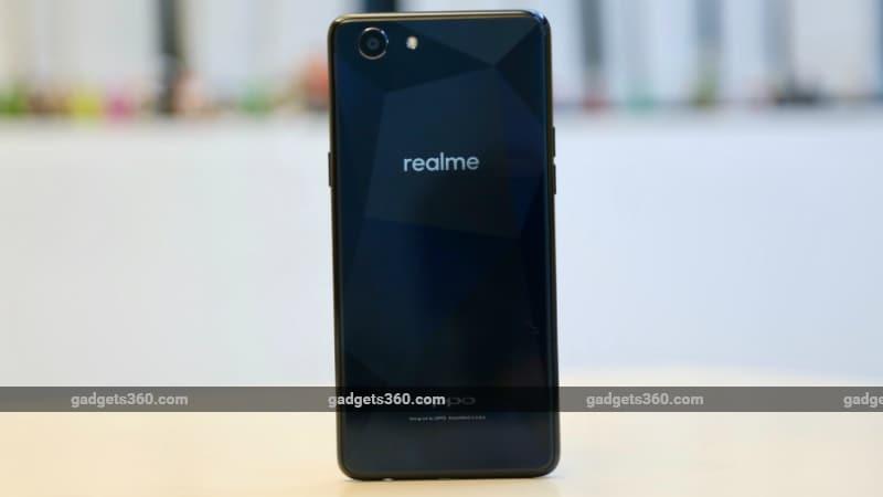 Realme Top Emerging Brand in India in the Festive Season: CMR