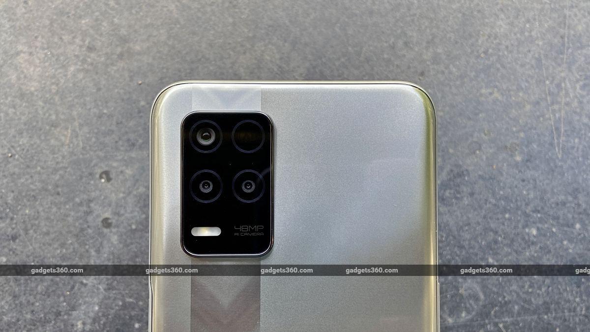 Realme Narzo 30 5G बैक कैमरा ndtv RealmeNarzo305G Realme