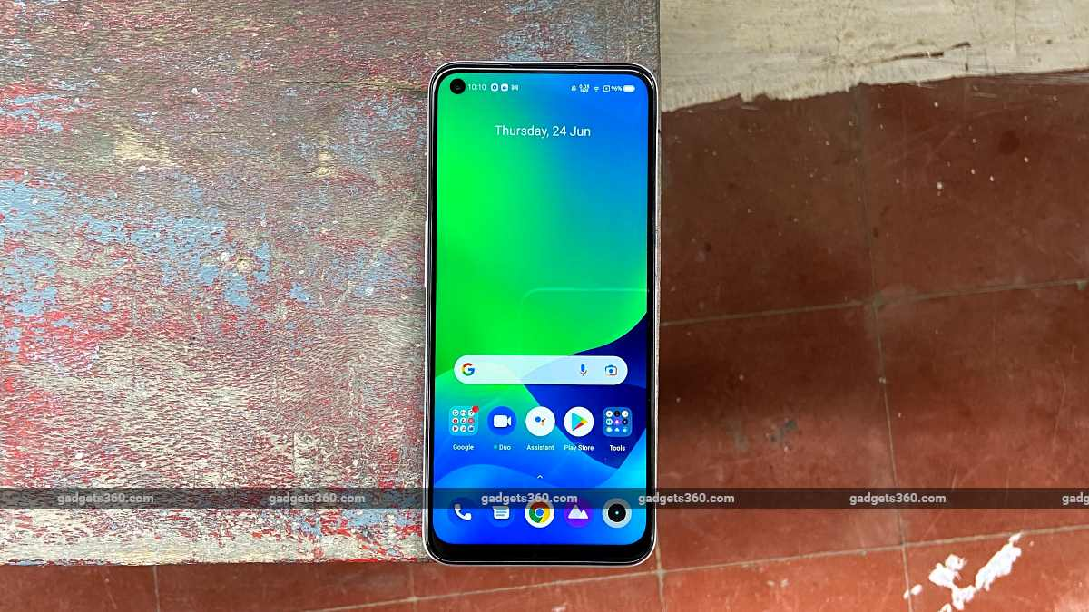 Narzo 30 5G first impressions: A Capable 5G Smartphone at the Right Price