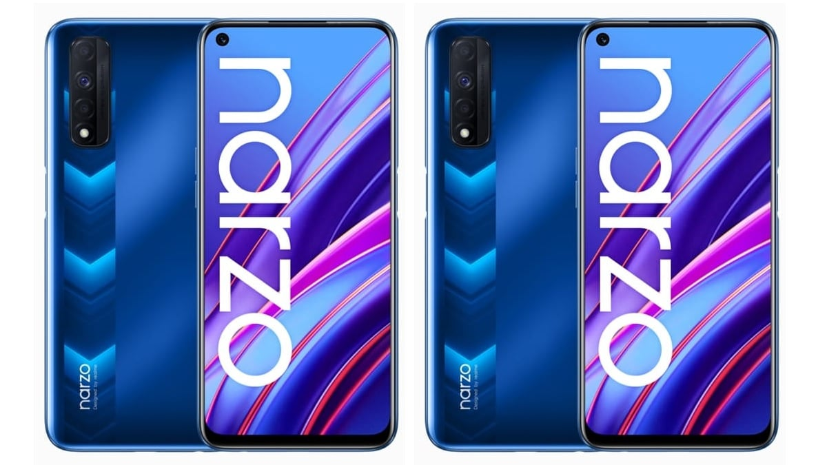 Realme Narzo 30, Narzo 30 5G Sale via Flipkart Confirmed Ahead of Launch
