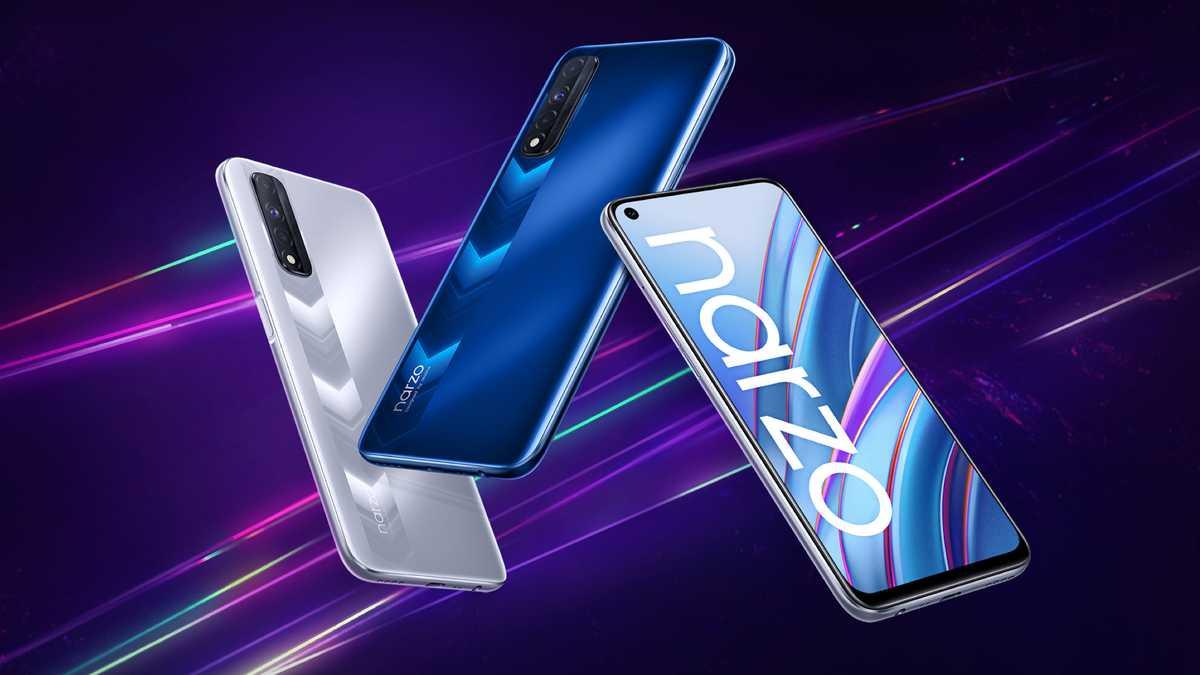 Realme Narzo 50A फोन 2 सर्टिफिकेशन साइट पर लिस्ट, जल्द होगी लॉन्च
