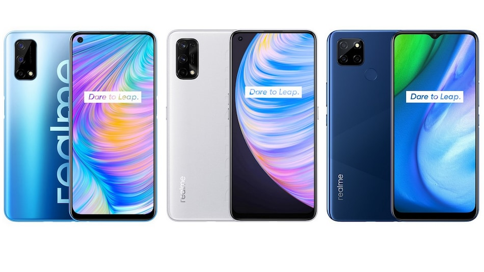 Realme Q2, Realme Q2 Pro, Realme Q2i With 5G Support, Triple Rear Cameras Launched: Price, Specifications