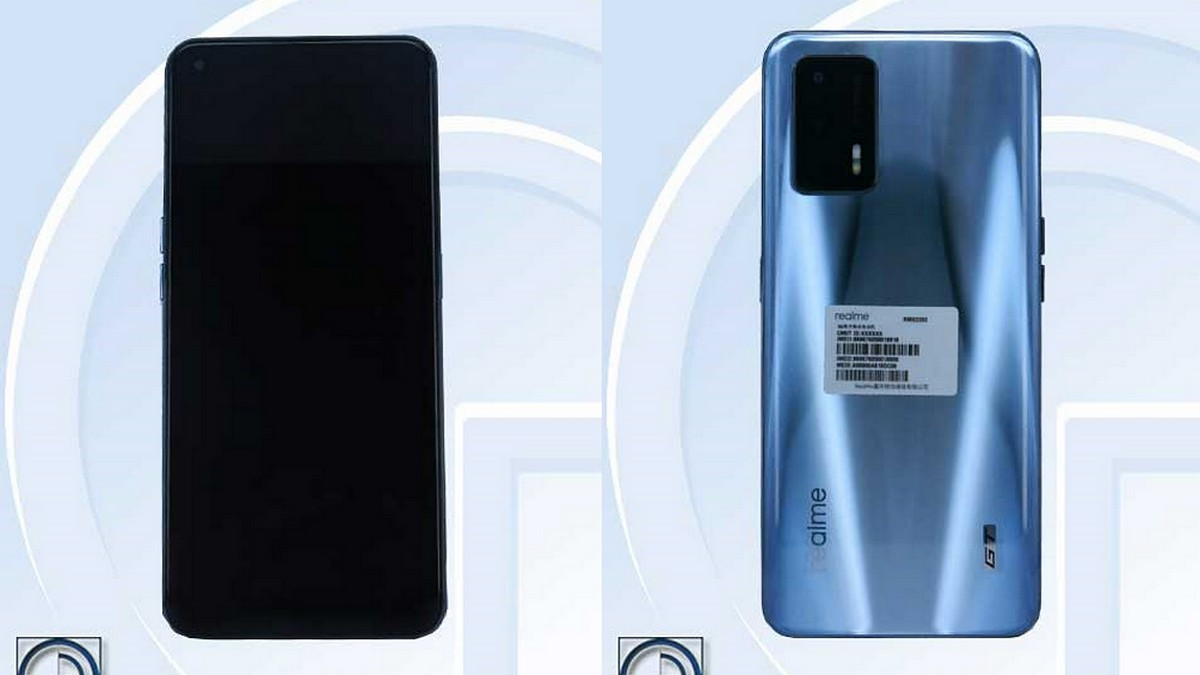 Realme Race Series Tipped to Launch in India as Realme GT - Gadgets 360